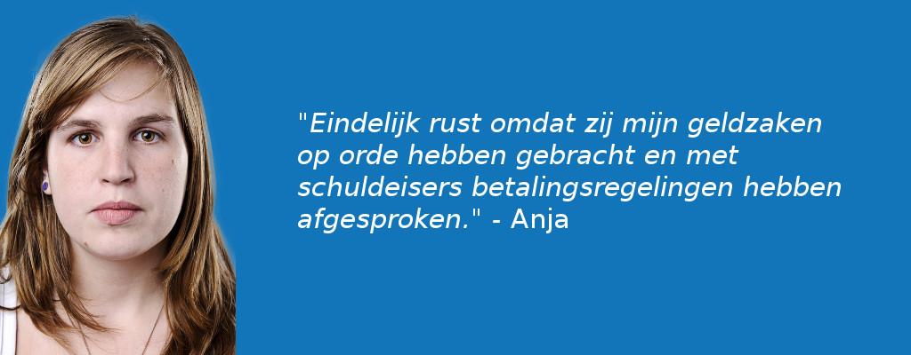 Beschermingsbewind: rust voor Anja door bewindvoering Stichting Doe Mee(r)